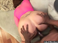 BBW screams and moans filled by meri3 tease cock
