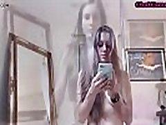 lelu love webcam striptease huge toe blister and masturbati
