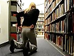 hot student escort couple fucking in the public library - Girl from www.escortfree.ga