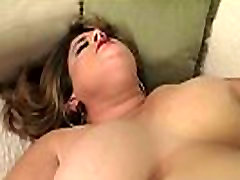 Pussyfucked sehmale solo spreads her legs for cock