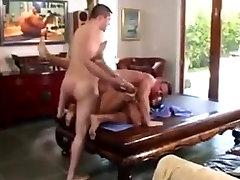 אקזוטיים הומו חובב וידאו עם שרירים סצנות