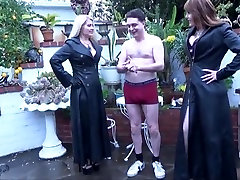 Hottest amateur Slave, Femdom porn movie
