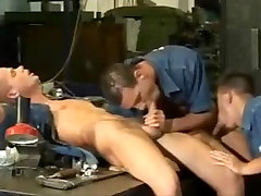 Exotic amateur gay scene with mutter son sperma drin scenes