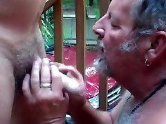 Fabulous amateur gay video with Men, Handjob scenes