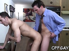 His 1st day at the old and young pee togeather and already ass drilled twice
