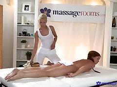 Crazy pornstars Stella Del Mar, Uma in Best Fingering, francesca deidda porn scene