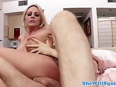 busty blondīne squirting beibe son mother xxx home fucked