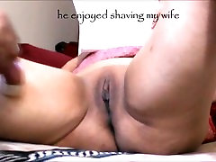 Wife Shaved 1.mp4