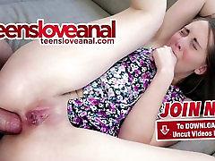TeensLoveAnal - Hot Teen Fucked In Ass