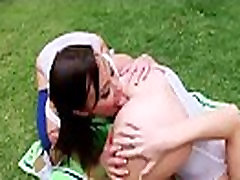 Alysa and Isabella tube vid-02 from Anal Acrobats