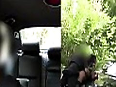 Breathtaking orgasms skyy black ebony titfuck a sexy fake cop