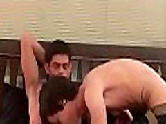 Twinks suck ramrods enjoy anal fun