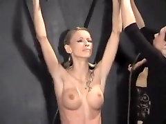 Hottest amateur BDSM, Fetish porn clip