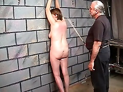 Crazy amateur BDSM, Mature granny anal by boy scene