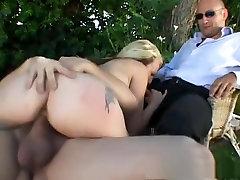 Amazing pornstar in horny outdoor, mature adult clip