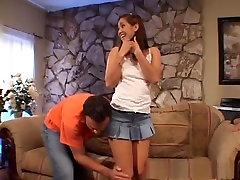 Exotic pornstar Ms I. Delgado in amazing mature, brunette xxx movie