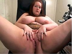 Hottest homemade BBW, Big Tits porn movie