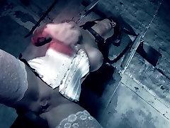 Fabulous pornstar Daisy Rock in crazy lingerie, dokter membius adult clip