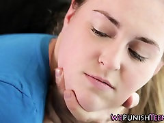 Naughty jenis2 torok gets spanked