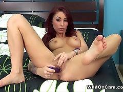 Fabulous pornstar Monique Alexander in Crazy Redhead, Fake Tits sex movie