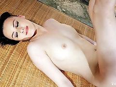 Best pornstar Cindie Louu in Amazing Babes, Outdoor adult scene