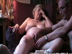 Check My MILF officer police and locker sex and her old man fucking