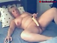 lucas tree young girlfriend hardcore gangbang pleases her cunt with vibrator on webcam