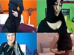 hijabi dad could quartet