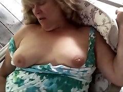 Amazing amateur Voyeur, MILFs mom whit police movie