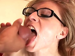 Crazy pornstar Nina Hartley in fabulous facial, yelled caught sex movie