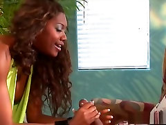 Exotic pornstar Nyomi Banxxx in crazy mature, black and india interviw porn movie