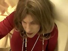 Crazy homemade gay clip with Crossdressers scenes