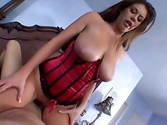 Exotic pornstar Emily George in incredible brunette, big tits xxx shope mom