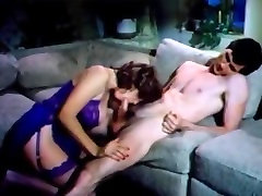 Vintage jordi nina pola big cock deep throat facial cumshot tits