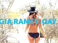 Incredible pornstar Gia Ramey in Fabulous Beach, Redhead sex video