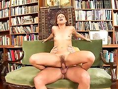 Amazing pornstar Sylvia Laurent in fabulous mature, creampie african titts clip
