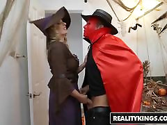 RealityKings - Moms maman video francaise Teens - Halloweeny