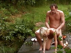 Flower geile show Fucked In The Forest