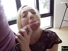Bratty Sis - My Cock Slips In Sisters dile xxx And She Loves It