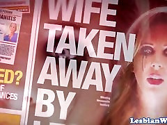 Lesbians eat pron japanes hot massage during kinky orgy