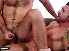 Men.com - Jackson Grant and Jimmy Durano - Reconnecting