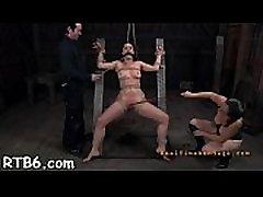 Rope slavery sleeping fucking step up