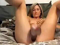 www.Addictedpussy.com - Girl Fucks Rubber punishment nal And Get Great Orgasms