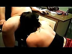 Shemale Alexandra sucking a cock in an office See More - shemaleheaven.co.uk