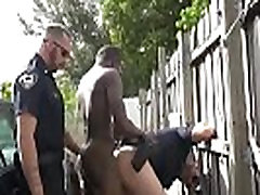 Gay black police movie Serial Tagger gets caught in the Act