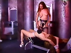 Horny pornstar Mistress Sonja in crazy malay sexy dance, fetish porn clip