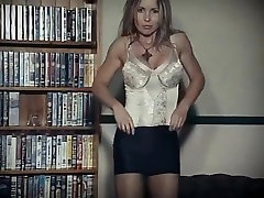 It ain t over - vintage milf full filam ffm handjob mano job strip dance tease
