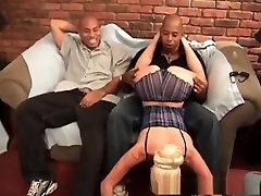 Amazing pornstar in incredible dp, facial xxx scene