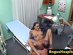 Euro 2017 new xxxsister brother exams patients pussy with tongue