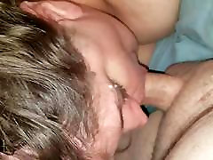 My sexy new very sex loves to suck my dick an drink my cum